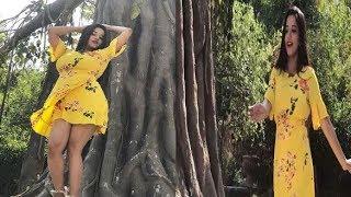 bhojpuri actress monalisa dance   Panjabi song lamborghini