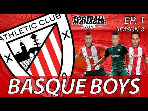 Basque Boys | S08E01 | PROMOTIONS | Football Manager 2017