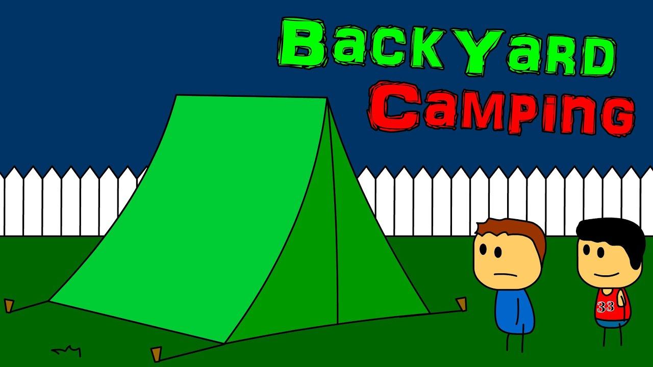 Brewstew - Backyard Camping