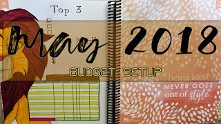 May 2018 Budget Setup   EC Monthly Deluxe   Large Size