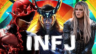 Tribute to INFJ Fictional Characters | The Rarest Personality Type (TPC)