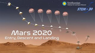 Mars 2020: Entry, Descent and Landing (Seven Minutes of Terror)