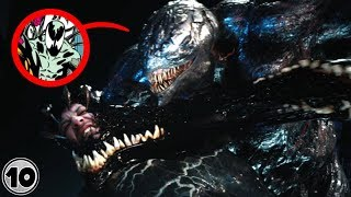 Top 10 Easter Eggs You Missed In Venom