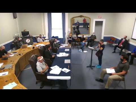 Plattsburgh Common Council Meeting  10-1-20