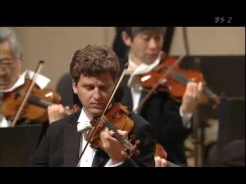 James Ehnes Sibelius Violin Concerto - YouTube