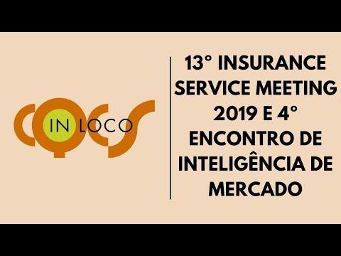 Imagem post: 13º Insurance Service Meeting 2019 e  4º Encontro de Inteligência de Mercado