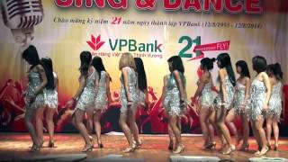 VPBank sing&dance - We are one