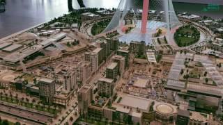 Dubai Creek Harbour Mall & Iconic Tower - Emaar