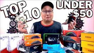 Top 10 Budget Gaming Mice, UNDER $50