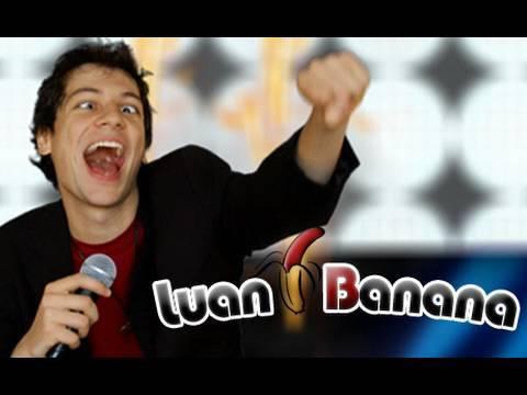 Baixar Luan Banana | Paródia Luan Santana - Meteoro