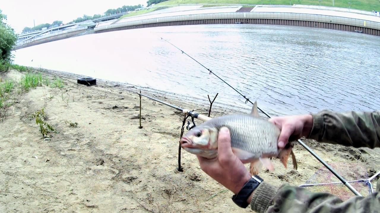 Рыбалка на реке туру