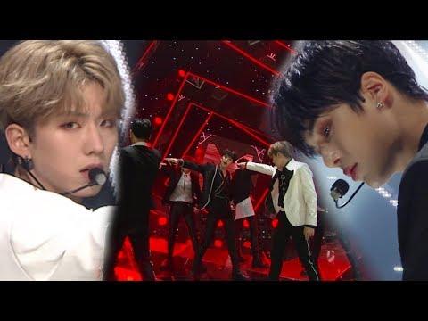 《POWERFUL》 MONSTA X(몬스타엑스) - DRAMARAMA(드라마라마) @인기가요 Inkigayo 20171126