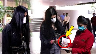Shruti Haasan gets checked at the Airport; goes under THER..