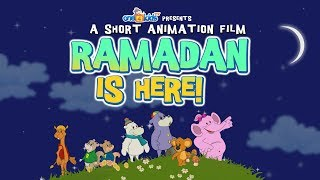 Ramadan is Here! a Short Zaky Animation Film