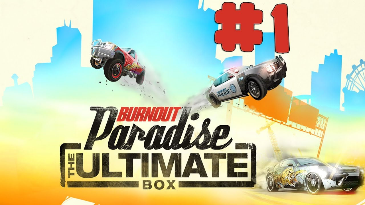 burnout paradise the ultimate box walkthrough part 1 pc hd youtube. Black Bedroom Furniture Sets. Home Design Ideas
