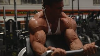MY NEW ARNOLD SPLIT BACK & BICEPS