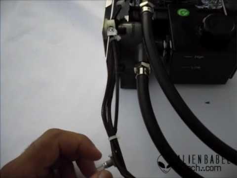 ThermalTake BigWater 760is   Fan & Pump Noise