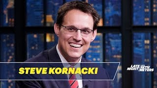 Steve Kornacki Points Out the Similarities Between Clinton's Impeachment and Trump's