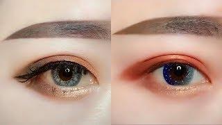 Beautiful Eye Makeup Tutorial Compilation ♥ 2019 ♥ #4