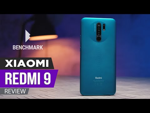 video Xiaomi Redmi 9 in Kenya