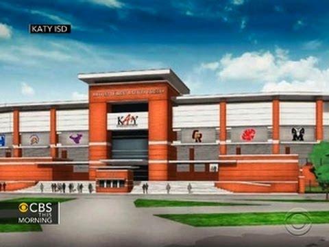 Pearland High School Football Stadium For a High School Football