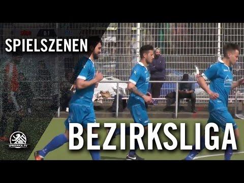 BSC Eintracht Südring - Club Italia (Bezirksliga, Staffel 1) - Spielszenen | SPREEKICK.TV