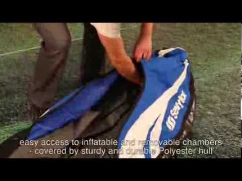 video Sevylor Hudson Inflatable Kayak – Great for Families