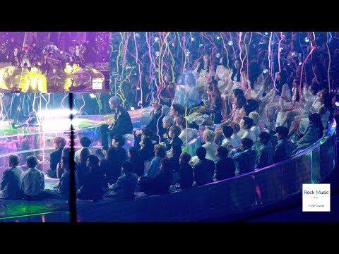 BTS (Full Reaction)(fake love + Airplane pt.2 + IDOL)블랙핑크, 워너원, 아이콘, 마마무, 여자친구,더보이즈 MMA