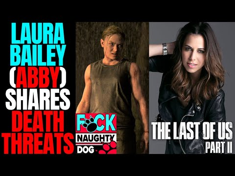 Laura Bailey (Abby) Shares Threats On Twitter | The Last Of Us 2 Critics Will Be Blamed!