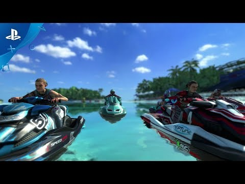 Aqua Moto Racing Utopia™ Trailer