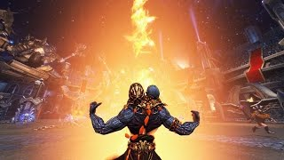 Smite: battleground of the gods sur ps4 :  bande-annonce