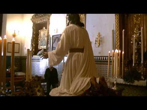 Besapiés del Señor de la Oración en el Huerto de Montesión