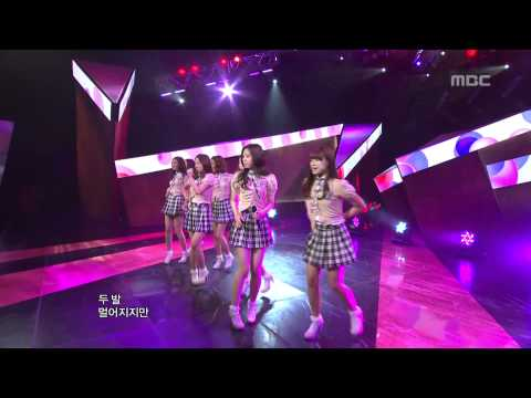 A Pink - I don't know, 에이핑크 - 몰라요, Music Core 20110521