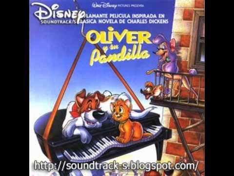 02 No Me Preocupo [Oliver y Su Pandilla] Latin American Spanish Soundtrack