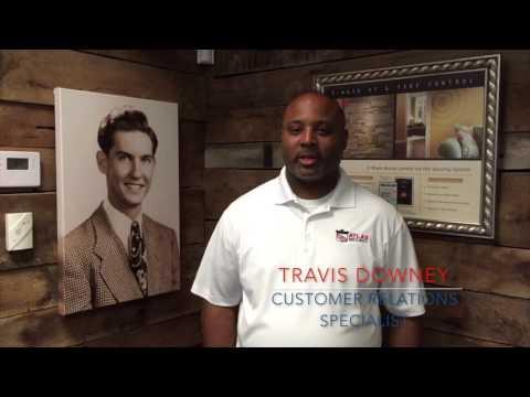 Atlas Security Minute: Travis Downey