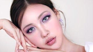 [Eng]🔮라벤더 메이크업 Lavender Makeup Tutorial l 이사배(RISABAE Makeup)