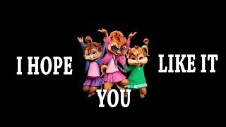 The Chipettes/ Me too/ Megan Trainor + Lyrics EDITED