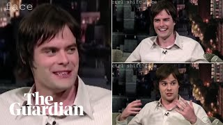 Deepfake shows Bill Hader morph into Tom Cruise and Seth Rogan in CBS interview
