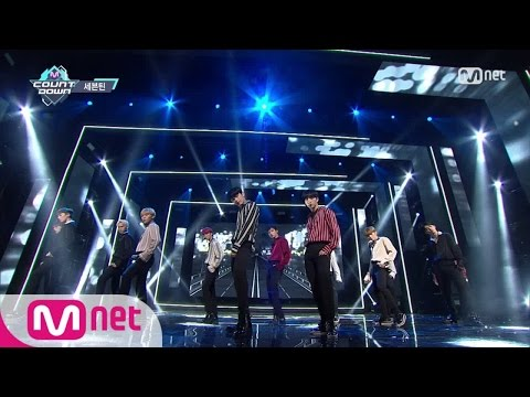 [SEVENTEEN - Fast Pace] Comeback Stage | M COUNTDOWN 161215 EP.503