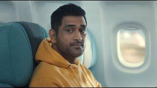 MS Dhoni VIVO IPL- Exclusive Telugu Promo video..