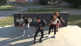 Badmind Dem a Pree  Choreography by MELPO Mellz ( DOUBLE TROUBLE )