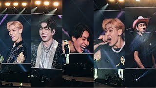 GOT7 cute + funny moments | 2019 Keep Spinning Concert in Dallas 190703