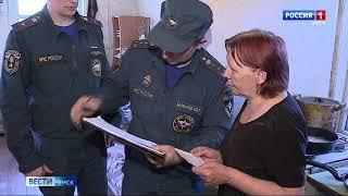 В Омске из-за неисправного печного оборудования за месяц уже произошёл всплеск пожаров