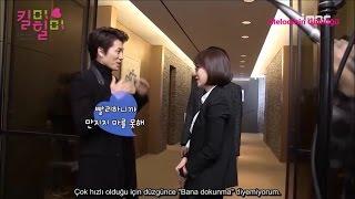 """(Tr Sub)Kill Me Heal Me Kamera Arkası - Shin Se Gi """"Bana Dokunma!"""""""