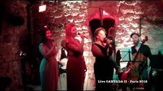 "Les HARPIES ""Outlander Tribute"" Bear McCreary (cover/medley)- Live PARIS 2018"