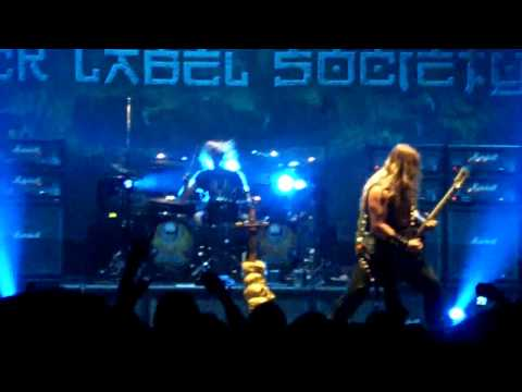 Black Label Society - Concrete Jungle (Live)