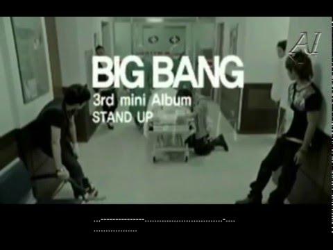 Big Bang - haru haru (letras en español)