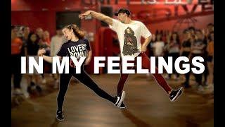 Drake - IN MY FEELINGS (Kiki) Dance   Matt Steffanina ft Kaycee Rice