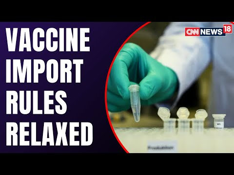 DCGI relaxes import rules for Pfizer, Moderna vaccines