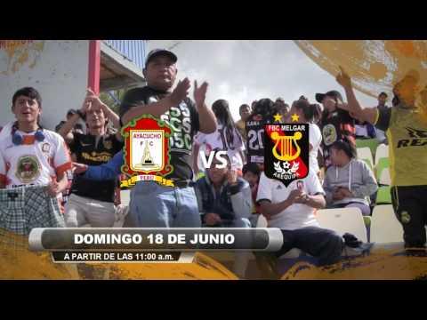 Ayacucho vs Melgar